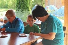 Kisoroszi helyi érték tábor