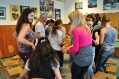 Tréningek a Darvas Iskolában